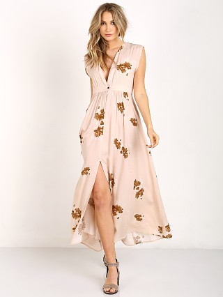 Christy Dawn The Rosemary Dress Blush Floral