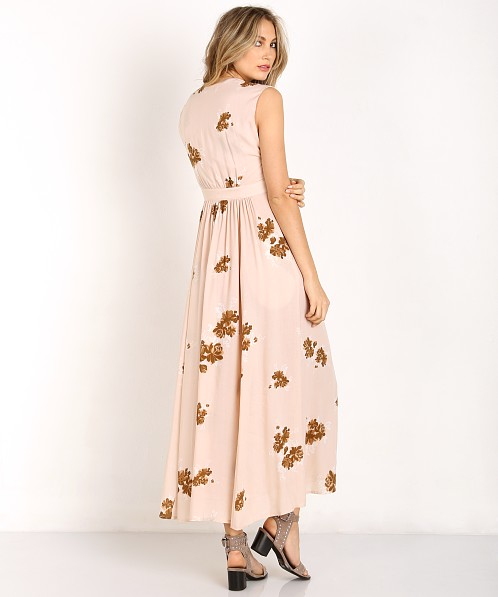76b9b062b1 Christy Dawn The Rosemary Dress Blush Floral ROSEMARY - Free Shipping at Largo  Drive