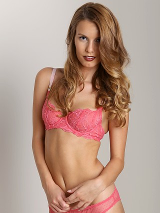 Complete the look: Stella McCartney Giselle Charming Underwire Azalea Pink