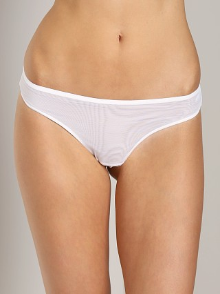You may also like: Timpa Mesh Thong White