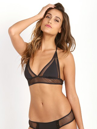 You may also like: Les Coquines Ava Mesh Triangle Bralette Noir