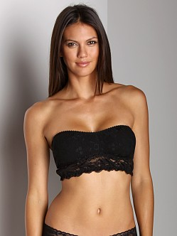 Wendy Glez Convertible Corselette Bra Black