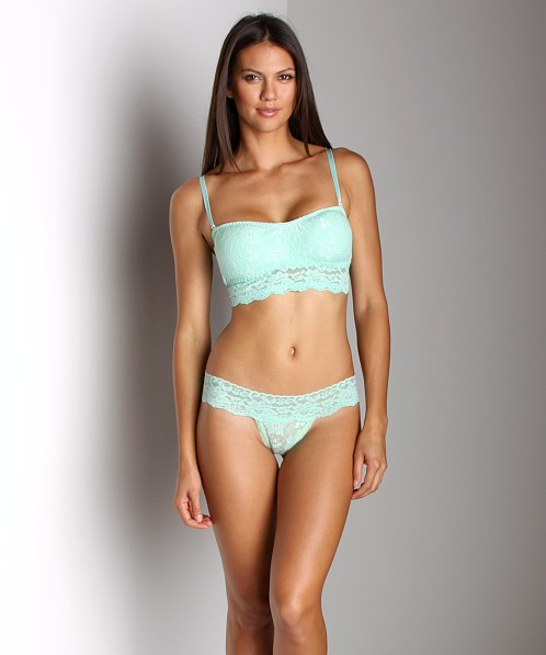 Wendy Glez Convertible Corselette Bra Lucite Green