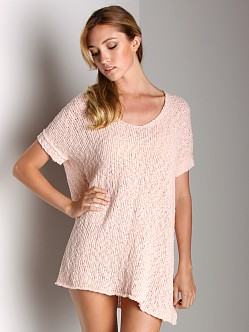 Free People Coasting Tee Ginger