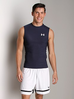 Under Armour Heatgear Sleeveless T Midnight Navy