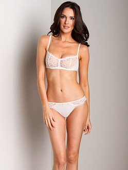 Huit Tea for Two Underwire Bra Ivory