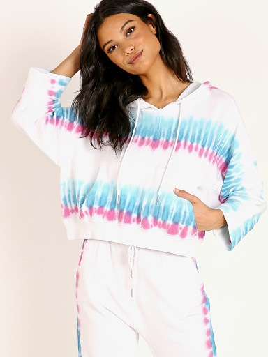 L Space Gold Coast Pullover Wave Chaser Tie Dye