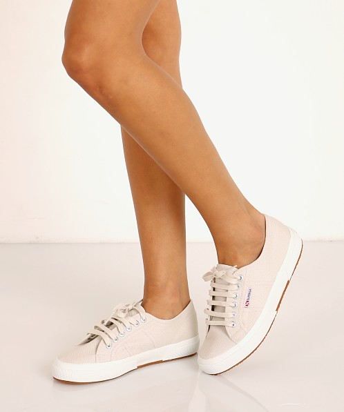 Superga 2750 Cotu Sneaker Grey Seashell