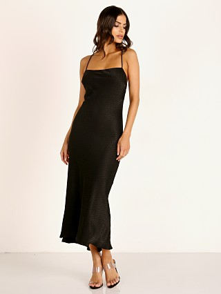 ASTR the Label Trinity Dress Black