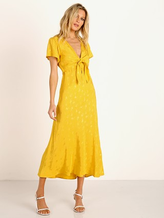 ASTR the Label Serendipity Dress Burt Lemon