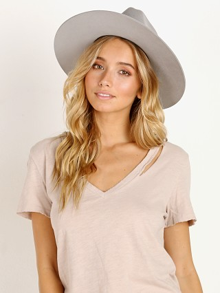You may also like: Janessa Leone Walter Hat Silver Sand