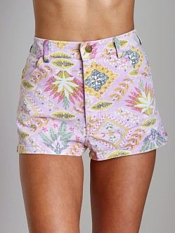 Tallow Mali Palms Short Print