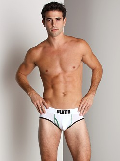 Puma Fitness Brief White