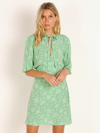 Auguste the Label Maeve Mimi Mini Dress Vibrant Green