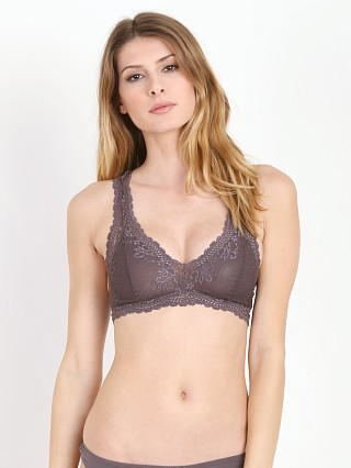 Complete the look: Eberjey Colette Racerback Bralette Pebble