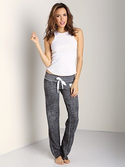 Rebel Yell Rainbow Boyfriend Pant Heather Grey