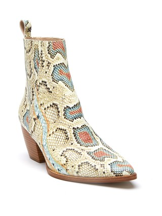 Matisse Elevation Boot Snake