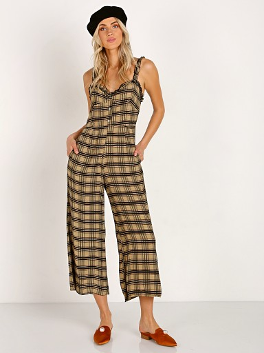 Faithfull the Brand Cancun Jumpsuit Hillary Print