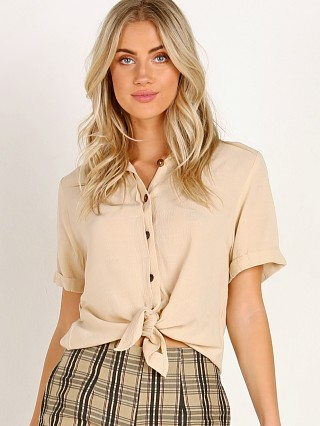 Faithfull the Brand Toulin Shirt Plain Blush