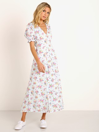 Faithfull the Brand Maggie Midi Dress Juliette Floral