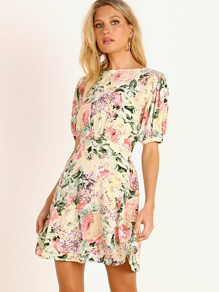 Faithfull the Brand Sidonie Mini Dress Venissa Floral