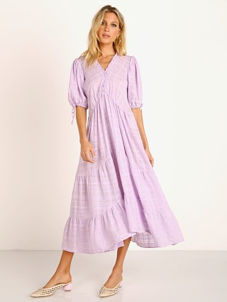 Auguste the Label Rye Midi Dress Lilac
