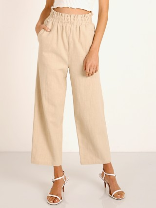 Auguste the Label Peggy Pant Sand