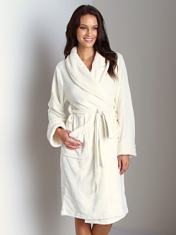 Blush Cozy Robe Cream