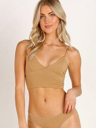 Indah Chocolate Chip Bra Top Nude