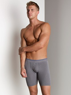Equmen High Performance Long Trunk Grey
