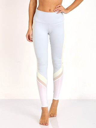 alo Elevate Legging Dusk/Icicle/Glossy White