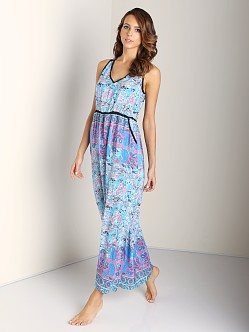 Tolani Norah Maxi Dress Water Drops