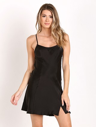 Free People Foxy Slip Black