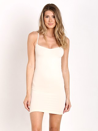 Free People Seamless Mini Slip Ivory