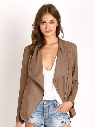 BB Dakota Kenrick Soft Lamb Jacket Mocha