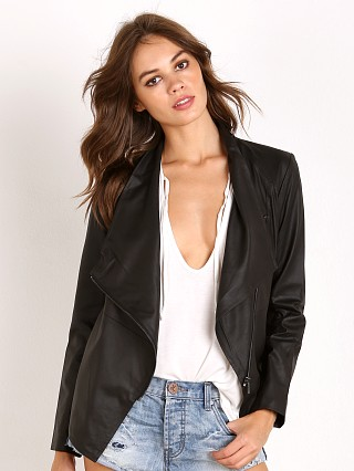 BB Dakota Kenrick Soft Lamb Jacket Black