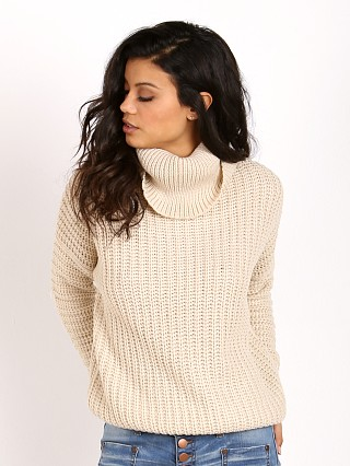 Wyldr Cable Pullover Ivory