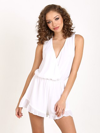 Show Me Your Mumu Riri Romper White