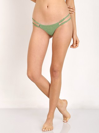 Beach Riot + Stone Cold Fox Mia Bottom Olive Texture