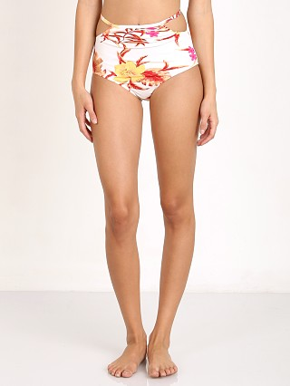 Somedays Lovin Zinnia Highwaist Bikini Bottom Floral