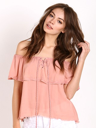Somedays Lovin Sweet Lullaby Blouse Dusty Pink