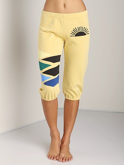 Day by Day Capri Pant Gold