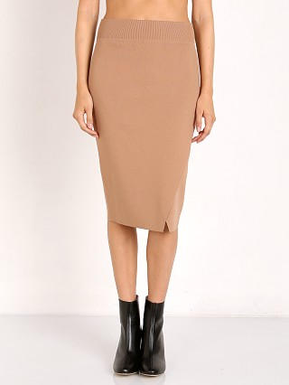 Complete the look: Kendall + Kylie Compact Overlap Pencil Skirt