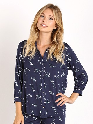 Complete the look: Eberjey Daisy PJ Top