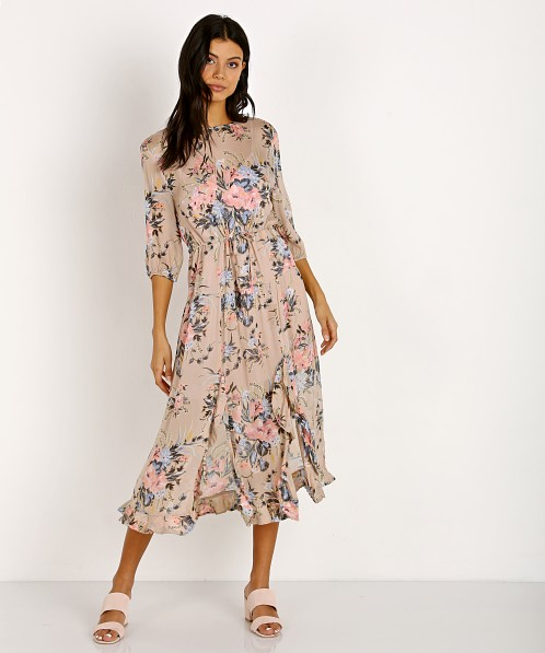 Auguste the Label Scarlett Fine Dress Blush