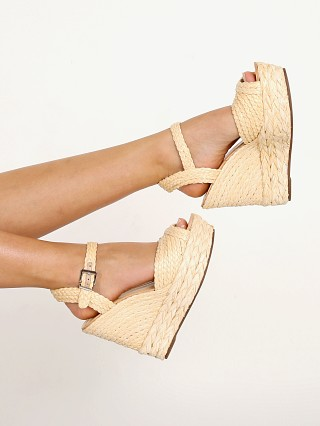 Schutz Belatrix Wedge Natural