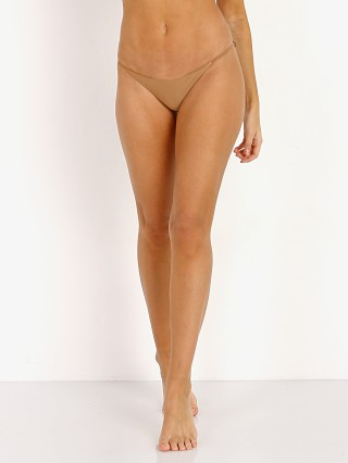 JADE Swim Bare Mini Bikini Bottom Mocha