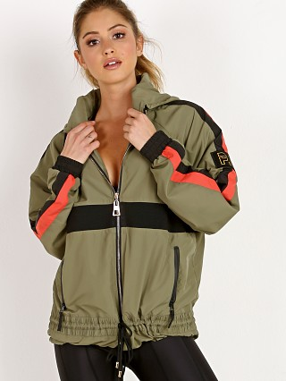 PE NATION Man Down Jacket Khaki