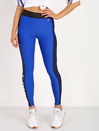 PE NATION Caught Behind Legging Black/Blue