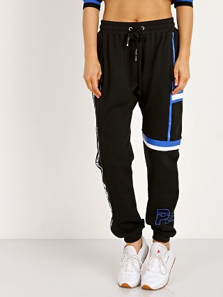 PE NATION The Rookie Trackpant Black